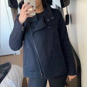 Comptoir des cotonnier dark blue jacket size 38
